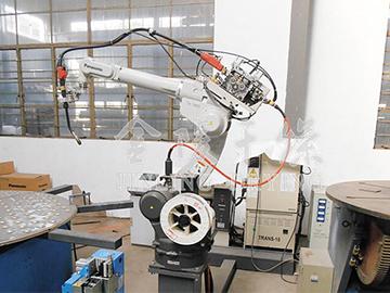 机器人自动焊机