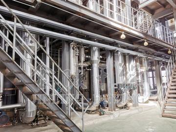水处理工程项目专用蒸发浓缩装置