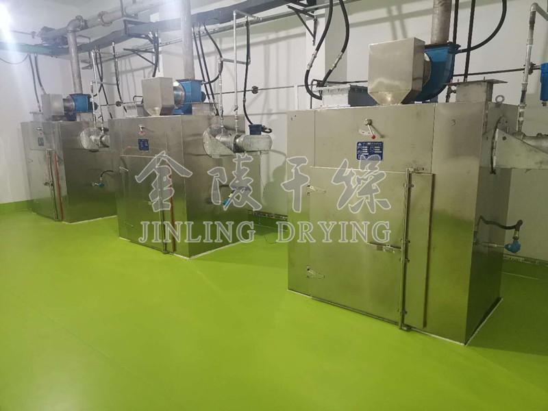 硫酸亚铁专用热风循环烘箱